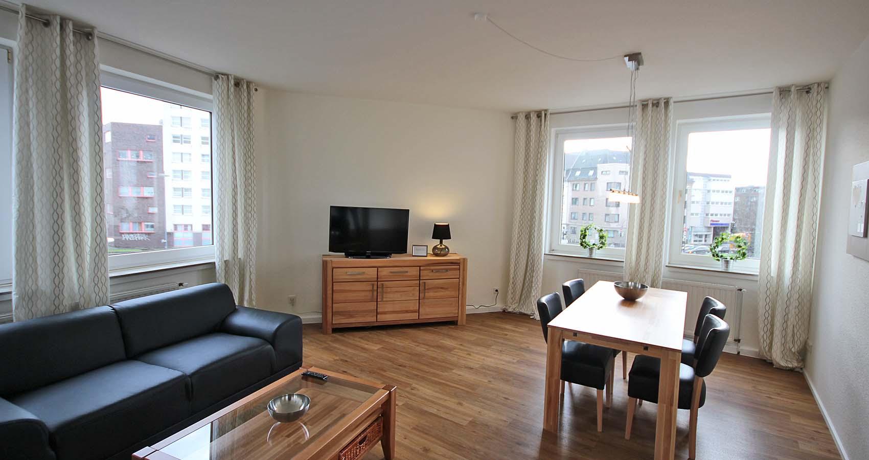 M nsterstra e 105 2 og rechts wohnen auf zeit in dortmund - Wohnzimmer dortmund ...