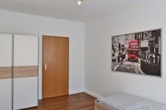 Schlafzimmer 2 Einzelbett